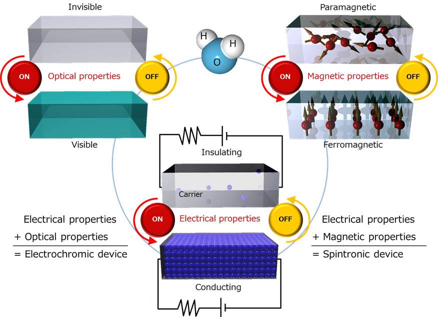 electrochemicalmodulation