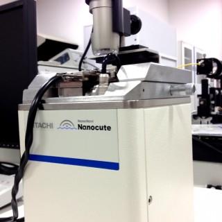 走査型プローブ顕微鏡(トポ像観察のみ)